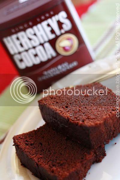 Chocolate Moist Cake 3