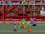 Jogar Teenage mutant ninja turtles iv 1992 Jogos