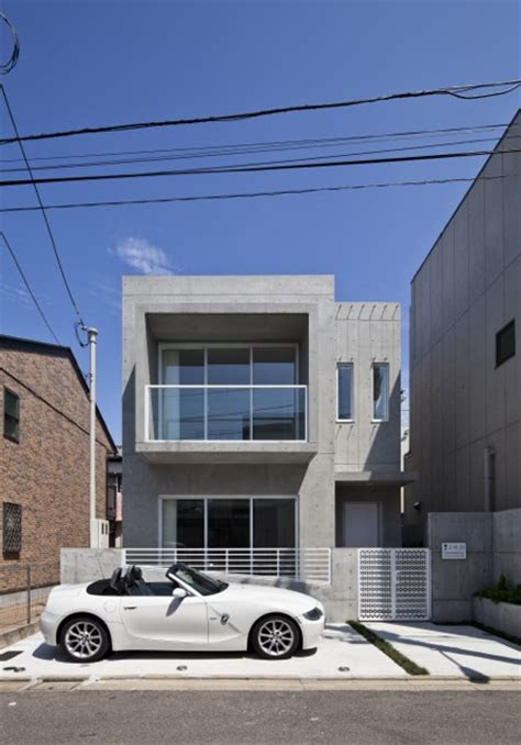 world  architecture small minimalist home  japan