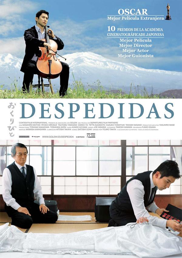 Despedidas (Yôjirô Takita, 2.008)
