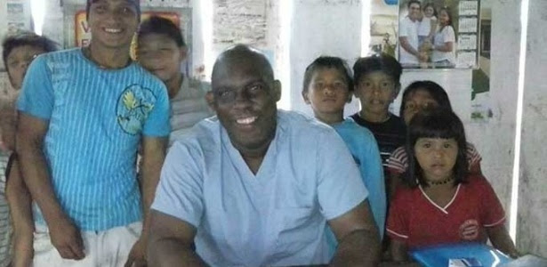 O médico cubano Juan Delgado, 40, virou símbolo do programa Mais Médicos