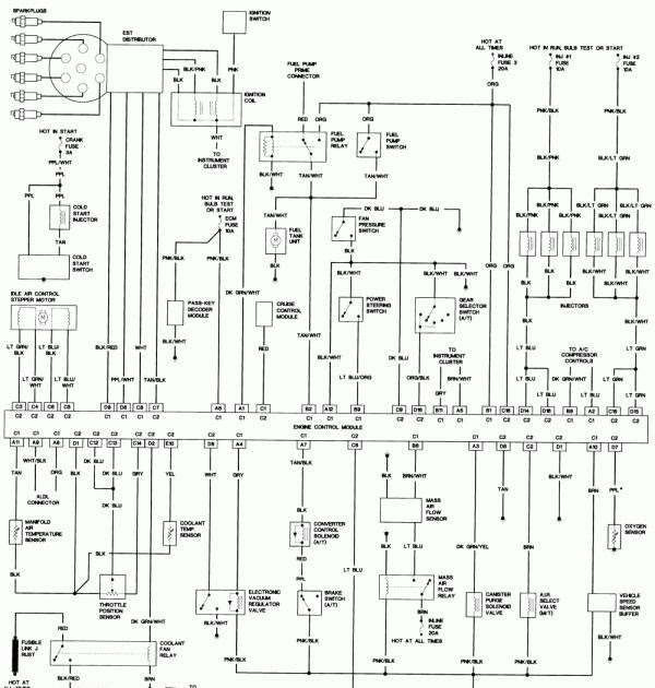 95 Chevy Caprice Engine Wiring Harness | schematic and ...
