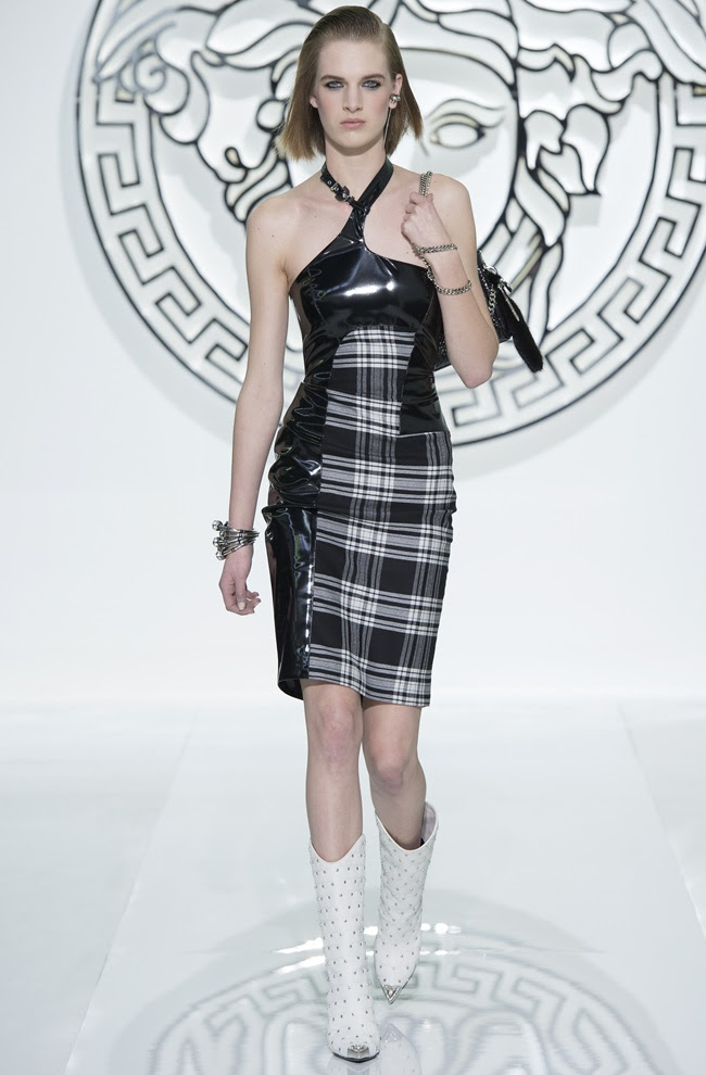 dress9 VERSACE Women's FW1314