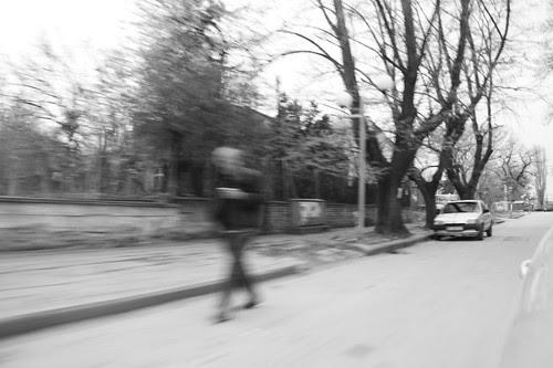 Walking away from Communism by ultraBobban
