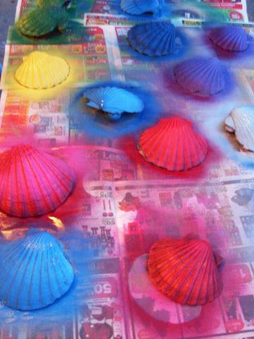 Shells in progress