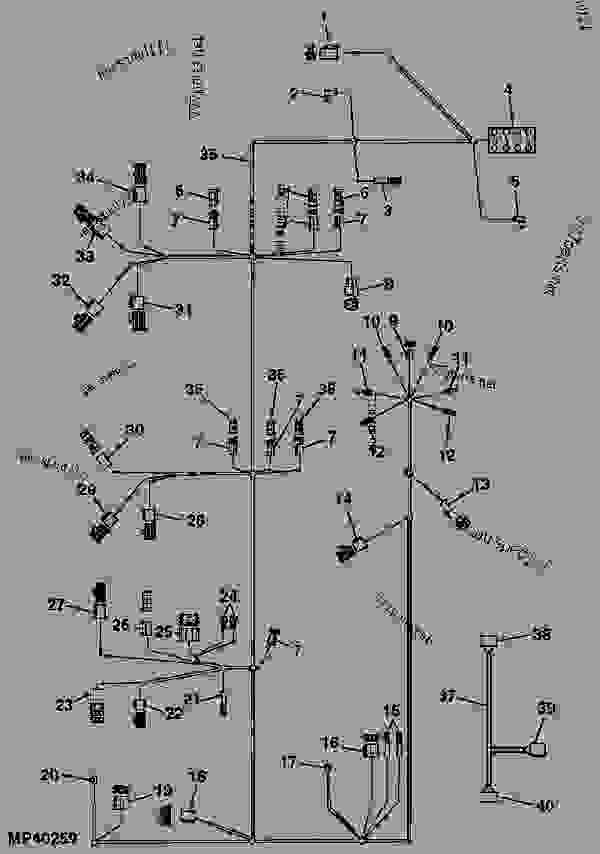 20 Luxury John Deere 2305 Wiring Diagram