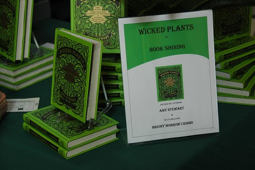 Wicked Plants Book Signing