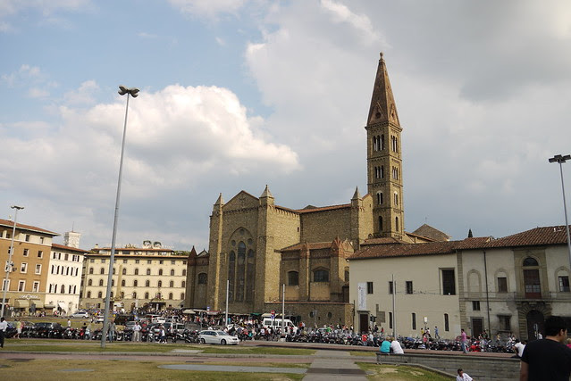 Chiostri di Santa Maria Novella 福音聖母教堂