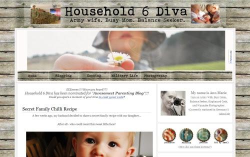 Household 6 Diva