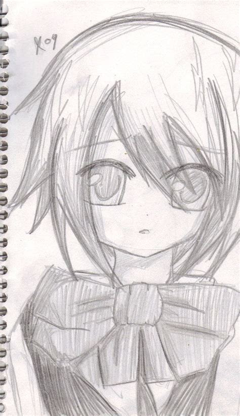 beauty emo    anime art drawings