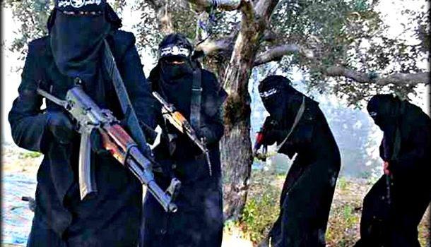 Almeno 550 donne occidentali nel jihad: chi le arruola e perché stanno migrando verso l'Isis