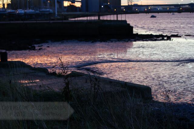 Sunrise, December 7, 2012 - 2