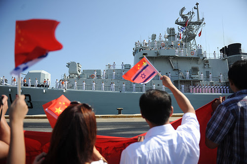 israel-china-navy