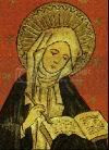 Mother of eight, visionary, patroness of widows