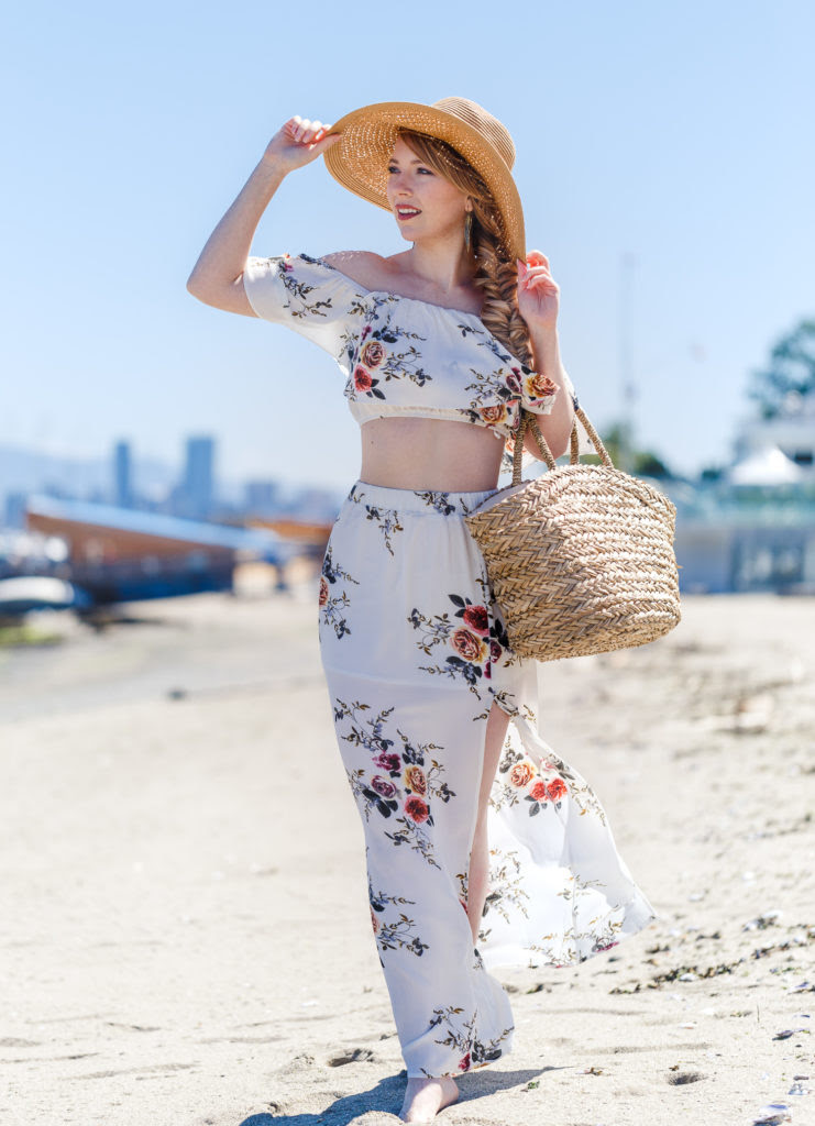 beach outfit ideas for a stylish vacation