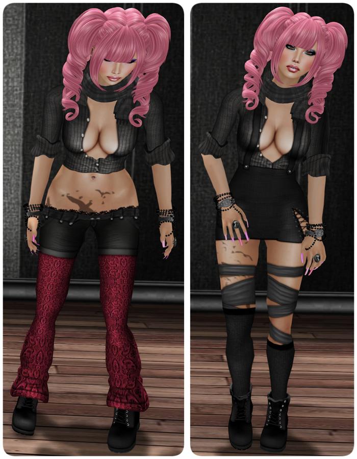 Crazy Pink 6