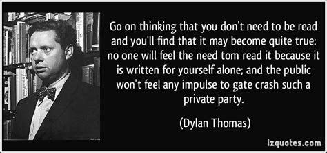 No Need Man Quotes
