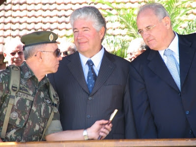 Resultado de imagem para Nelson Jobim  no exército