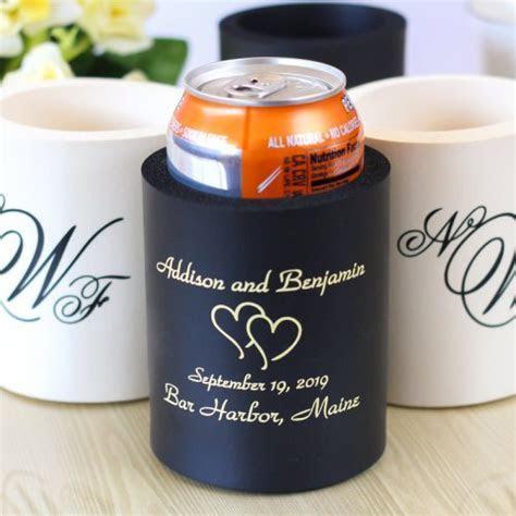 Personalized Wedding Koozie