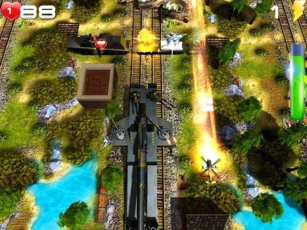 لعبة Shoot n Scroll 3D
