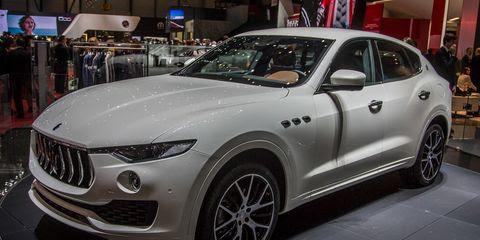 Maserati Suv Levante Price
