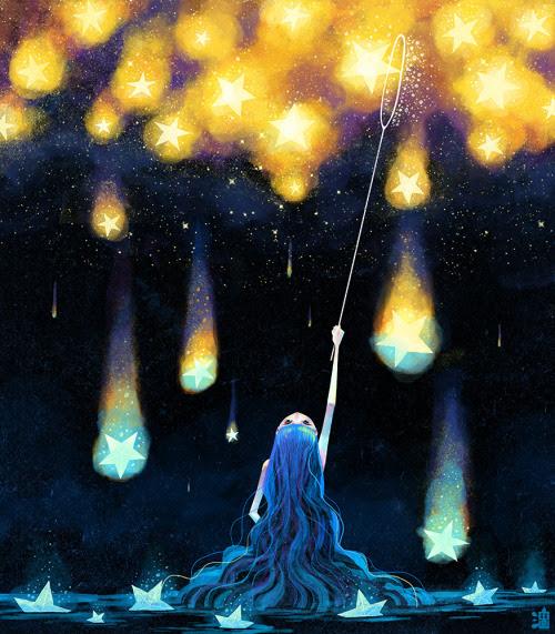 Resultado de imagem para stars fantasy tumblr