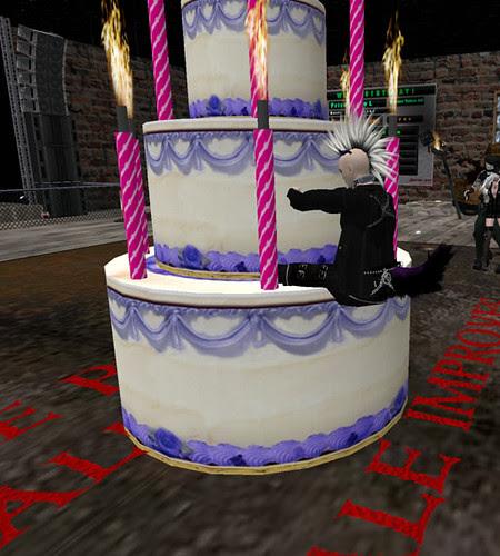 DON'T eat that cake.