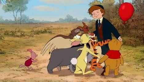 Resultado de imagem para winnie the pooh movie