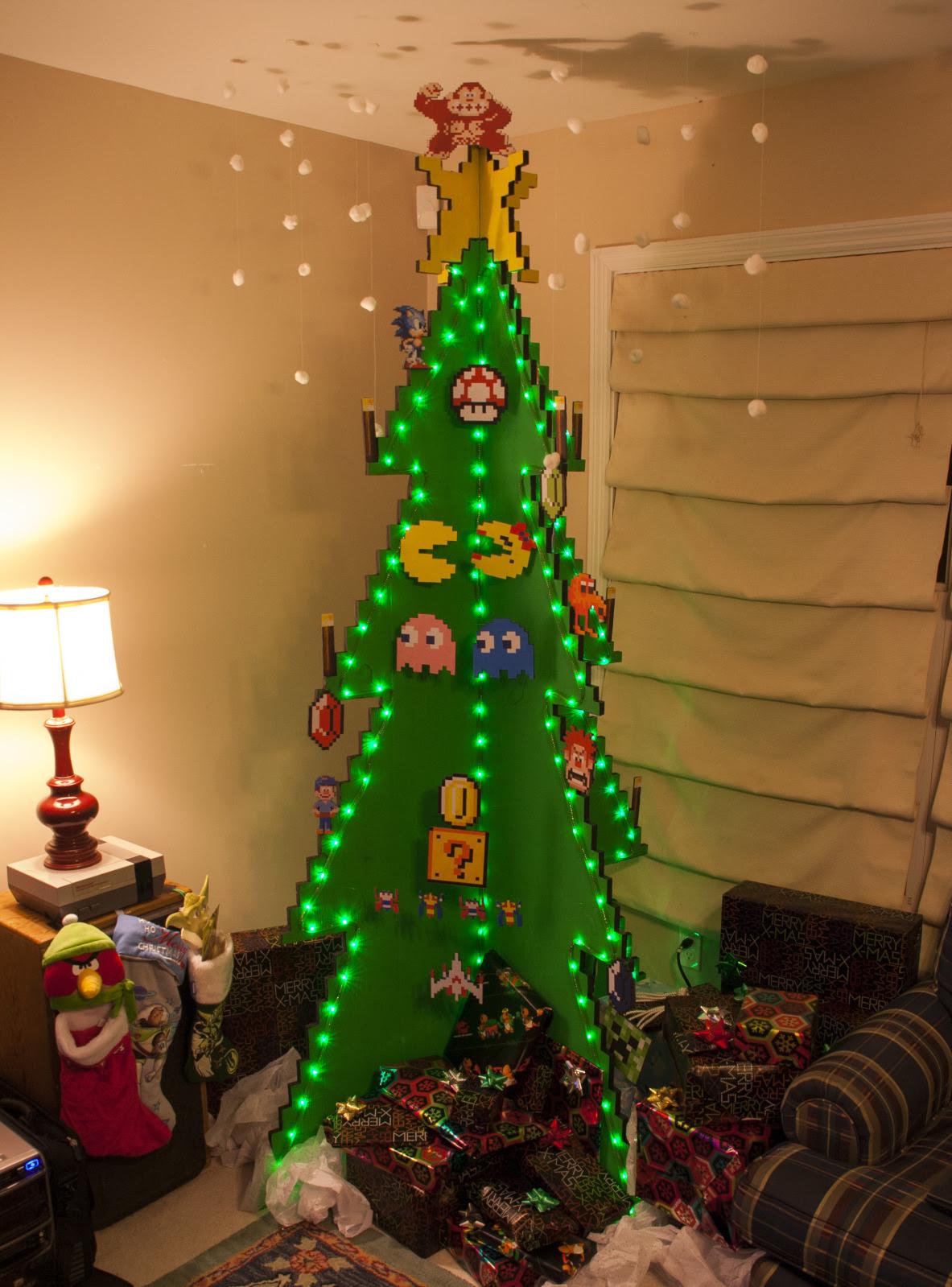 8-Bit Christmas Tree