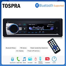 new Bluetooth  Car Stereo Radio FM Aux Input Receiver Car MP3 Multimedia Player