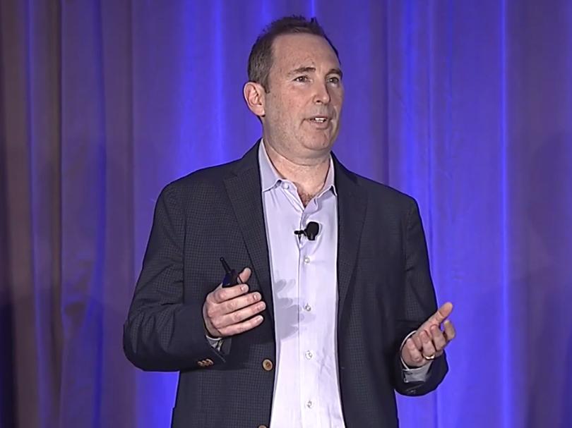 Amazon cloud CEO Andy Jassy says the company feels ...
