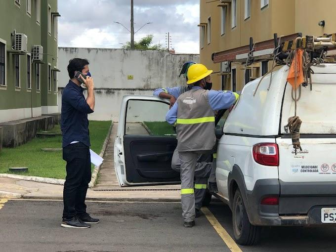 Deputado age rápido e interrompe corte irregular de energia no Maranhão