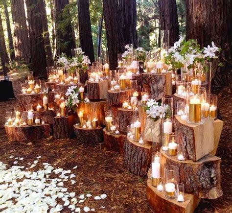 Un mariage spirituel avec une décoration autour des 4 éléments