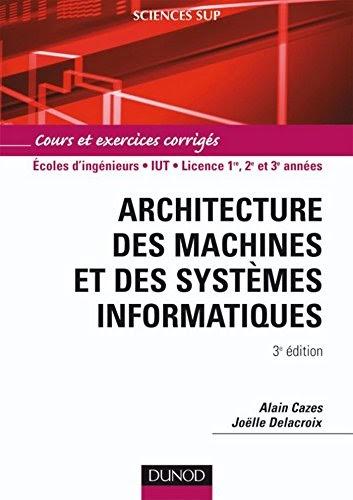 Livre a lire en ligne architecture des machines et des for Architecture en ligne