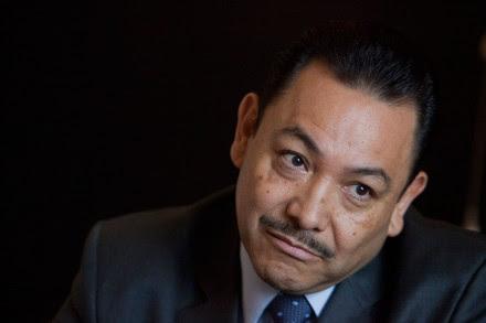 El secretario general del GDF, Héctor Serrano. Foto: Octavio Gómez