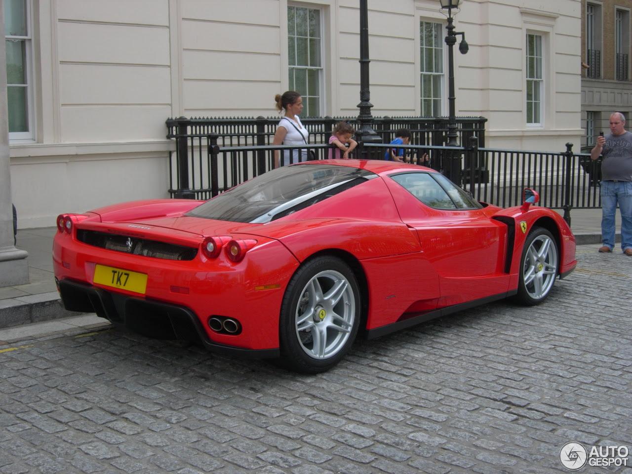 Ferrari Enzo Ferrari  12 July 2015  Autogespot
