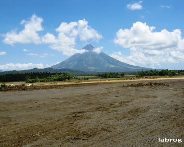 Bicol International Airport Runway - April 2010
