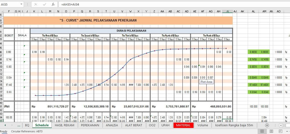 Contoh Rab Rumah Type 45 Excel - Berbagai Rumah