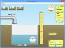 Screenshot of the simulation Under Pressure