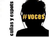 Voces # cuñas y espots