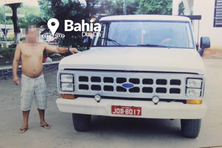 Fretista tem carro levado por bandidos em Itabela