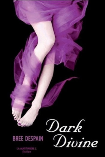 Couverture Dark Divine, tome 1