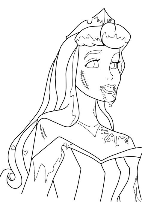 Disney Zombies Printable Coloring Pages | Coloring Pages ...