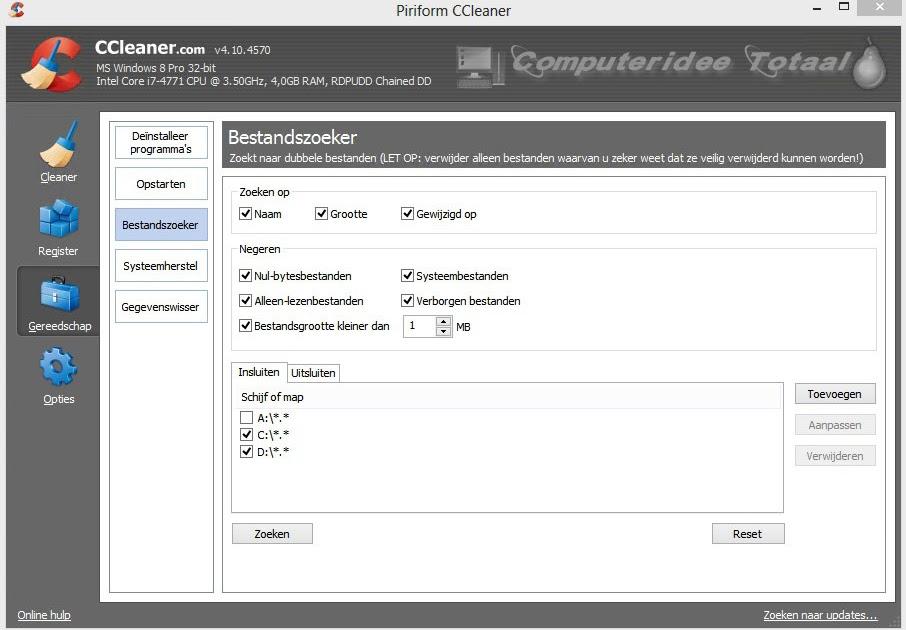 ccleaner registration