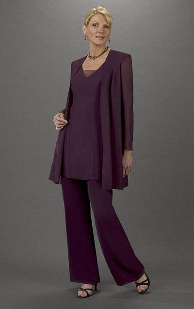 mother   bride pant suit ursula pc tunic pant set