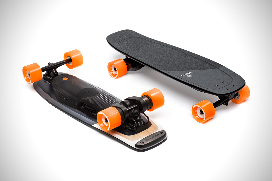 Boosted Mini Electric Skateboard  HiConsumption