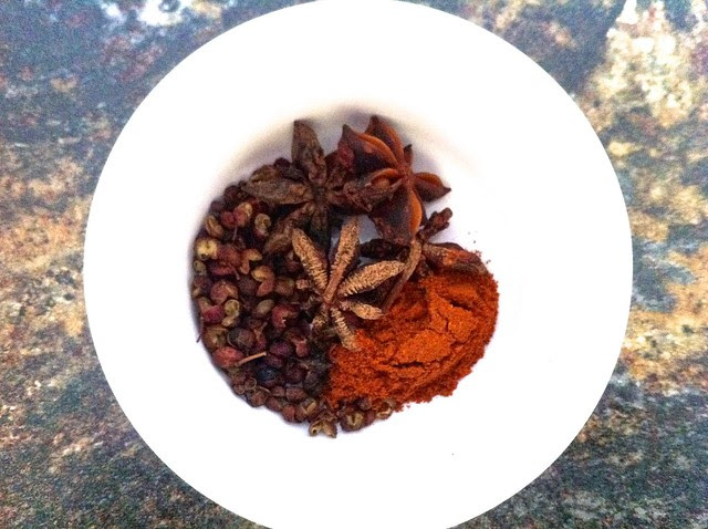 Spice Mix for Ribs