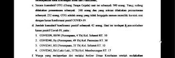 Press Release COVID-19 Tarakan 18 Mei 2020