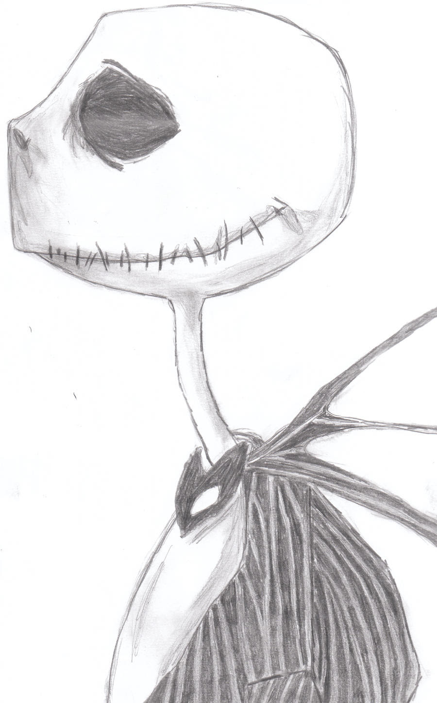 Nightmare Before Christmas Drawings X Mas