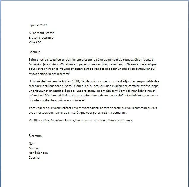 Lettre De Motivation Agroalimentaire Débutant - Perodua m